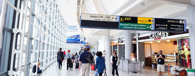 EWR Airport Guide