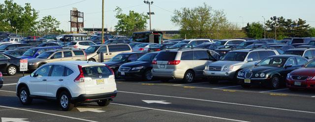 Vista long term parking newark airport